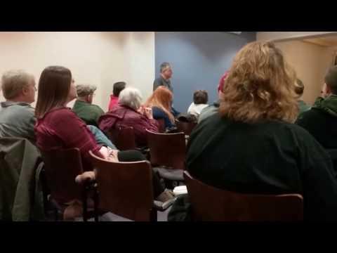 Public forum with Julian Garrett part 2 of 3