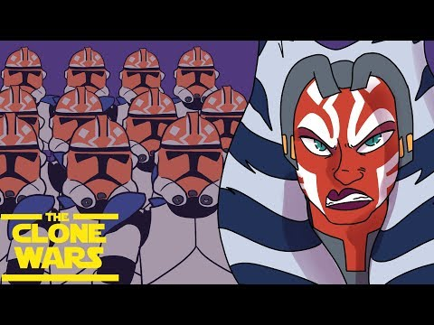 Star Wars: The Clone Wars In 3 Minutes!   Every Season Animated Recap