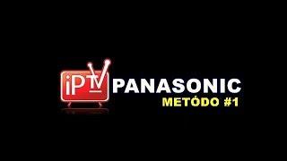 IPTV PANASONIC VIERA METÓDO #1