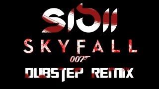 Adele - Skyfall (SiBii Dubstep Remix)