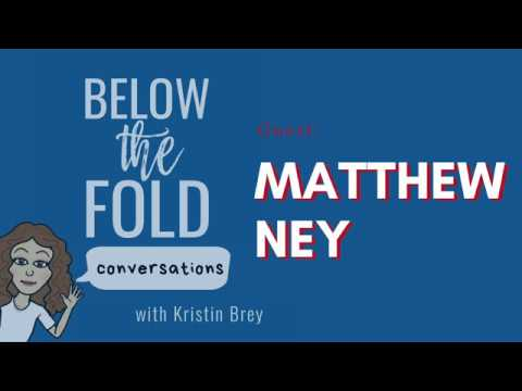 Exercise should be for everyone -- BTF Conversations with. Matthew Ney founder of FitBound