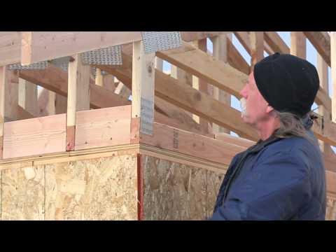 Raised Heel Trusses in Zero Energy Homes (ZEH)