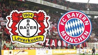 Bayer 04 Leverkusen gegen FC Bayern München [Saison 2018/2019] | Impressionen