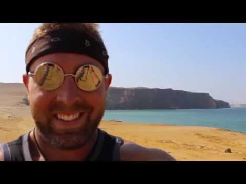 Mr Tony's South American Adventure