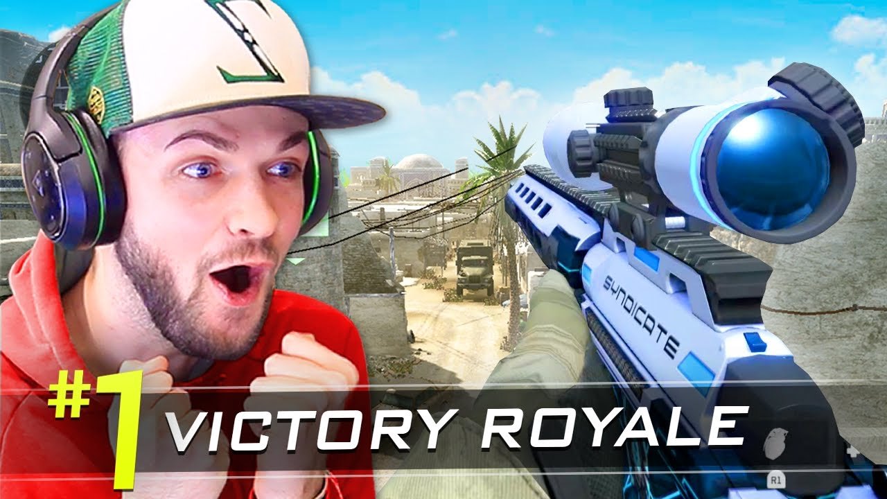 *NEW* FREE Warface Titan Update + BATTLE ROYALE! (Can I WIN?) thumbnail