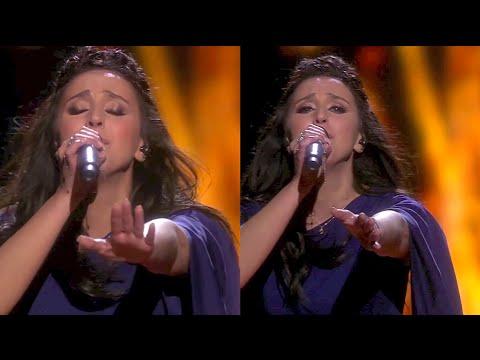 Евровидение 2015 - Финал - Полина Гагарина - A Million Voices (Россия) - 2 место