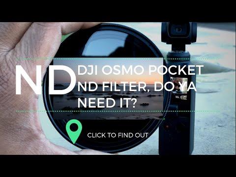 DJI Osmo Pocket ND FILTER?