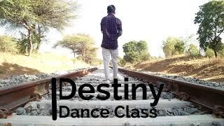 Ishq Zaade |  Destiny dance class | choreography by manish saini
