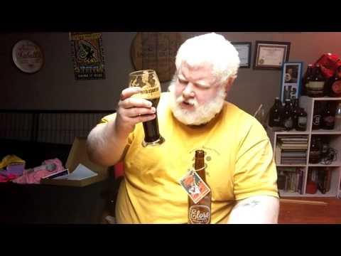 Elora Brewing COmpany Monster Mash Pumpkin Porter : Albino Rhino Beer Review