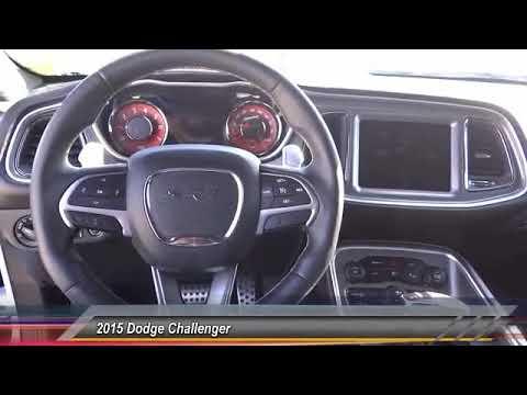 2015 Dodge Challenger VAN NUYS LOS ANGELES SAN FERNANDO VALENCIA CANOGA PARK uc797977t
