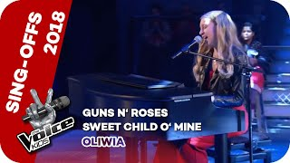 Guns N' Roses - Sweet Child O' Mine (Oliwia) | Sing-Offs | The Voice Kids 2019 | SAT.1
