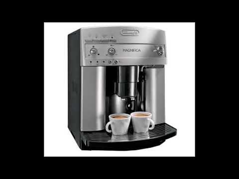 Delonghi ESAM3300 Review Magnifica Super-Automatic Espresso