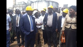 Governor Oparanya claims that he was kicked out of Mumias Sugar Factory