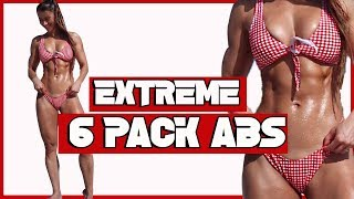 Extreme 6 Pack Abs Workout (NO EQUIPMENT-ALL LEVEL!)