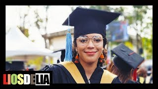 Sola en mi graduación 💔 | LIOSDELIA