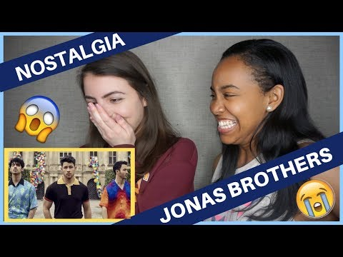 Jonas Brothers - Sucker (REACTION)