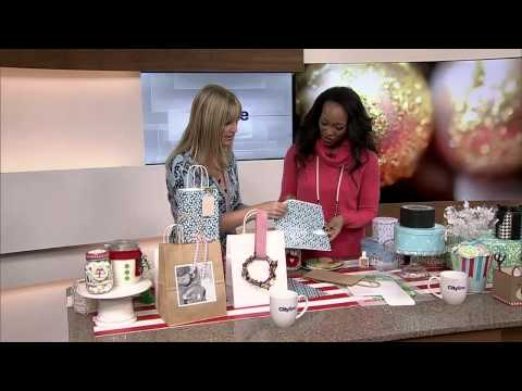 DIY holiday gift wrapping ideas