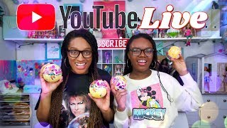 YouTube Live With The Froggys: LOL Surprise | Q&A | FanMail | & More