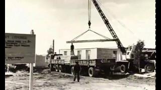 Строительство в СССР — документальный фильм о Советском Союзе