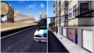 Full Retexture GTA SA   low end Android mod
