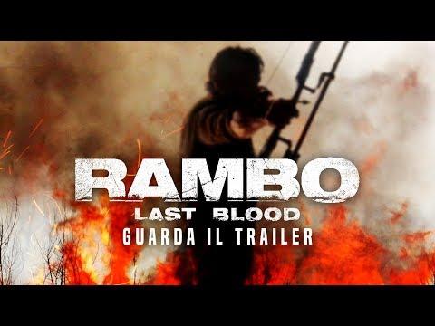 RAMBO: LAST BLOOD Teaser Trailer Ufficiale - Prossimamente al cinema