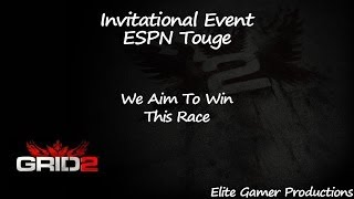 Grid 2 - ESPN Touge Invitational Events HD