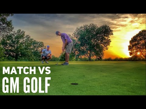 Golf Match VS GM Golf | Loser Buys Random Stranger Dinner