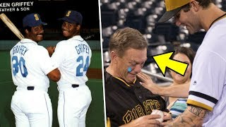 MLB Best Father Son Moments (Father's Day)