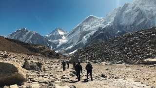 Trekking ao Acampamento Base do Everest, Abril de 2017