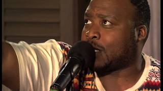 Tumi Molekane Performs ""