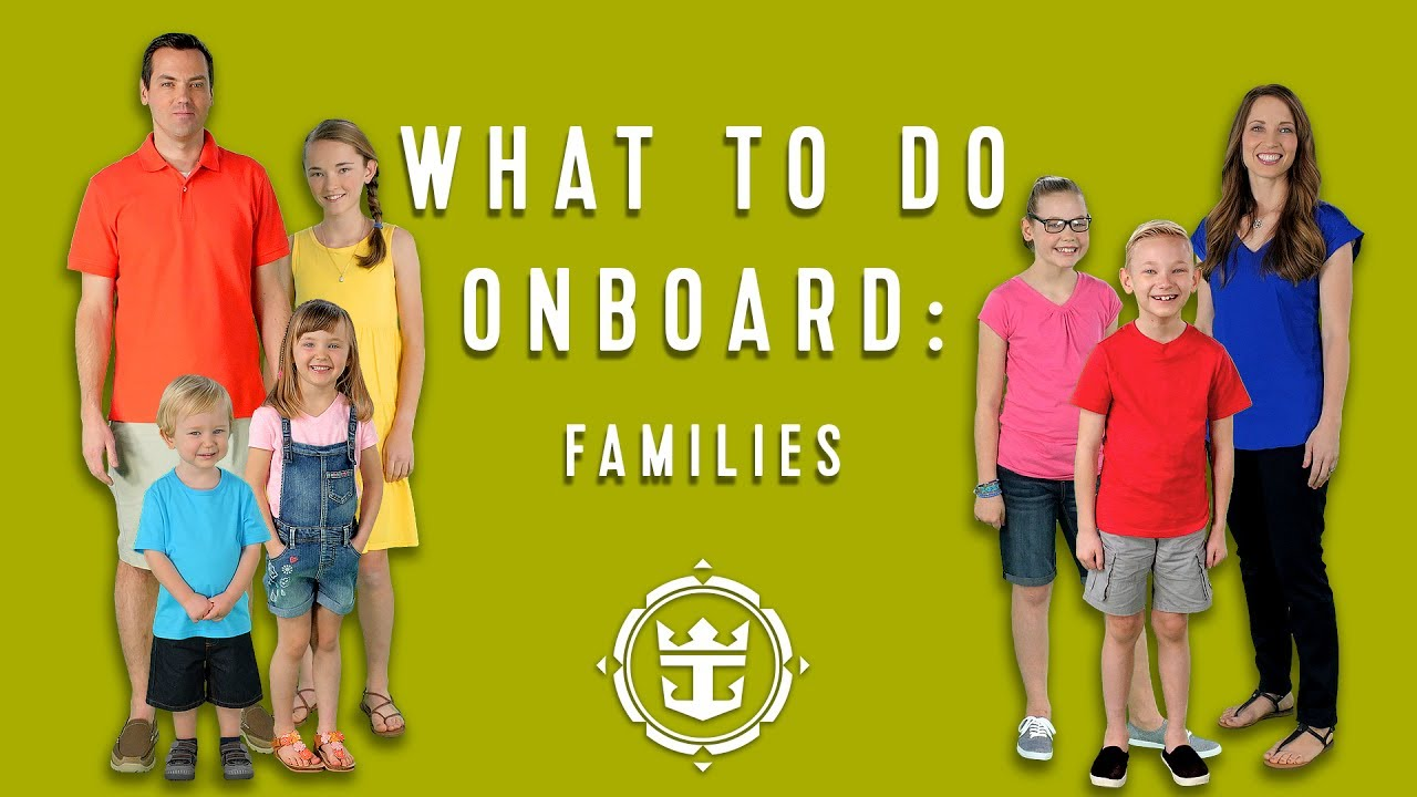 FAQs: What To Do Onboard | Families | Royal Caribbean's Cruise Tips, Tricks & Answers