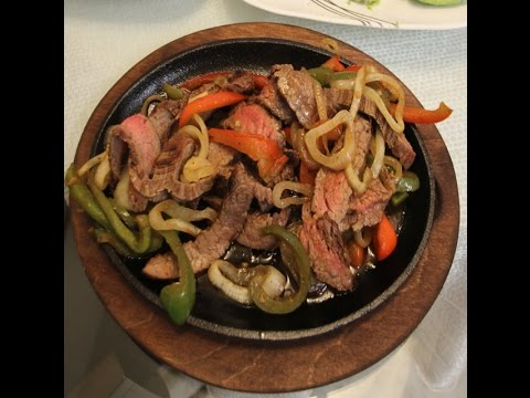 Best Beef Fajitas Recipe