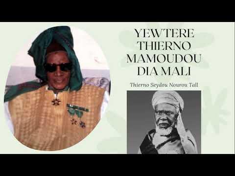 Download Thierno Mamoudou Dia - Damal Almuudo e Ceerno (relation maitre et disciple) Mali