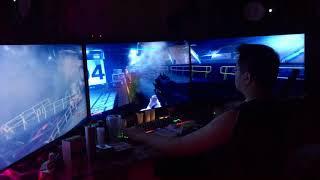 Destiny 2 Beta - 1080ti surround on 3X40inch at 7760x1600