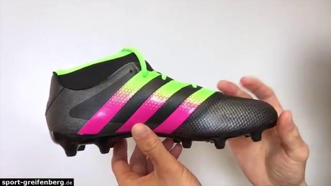 Adidas Ace 16 Negras