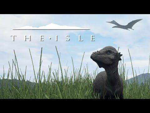 The Isle #5 - Probando el Quetzalcoatlus y siendo un Pachycephalosaurus  | Gameplay Español