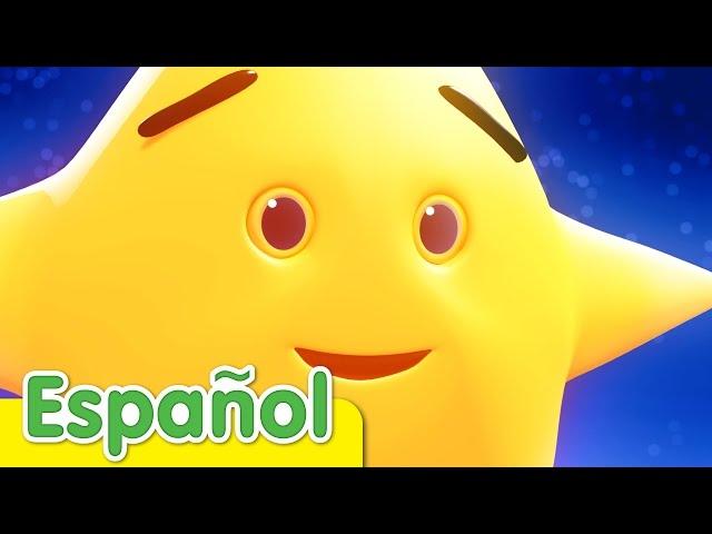 Estrellita ¿Dónde Estás?  | Canciones Infantiles | Super Simple Español