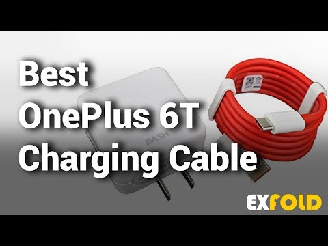 10 Best OnePlus 6T Charging Cable With Reviews & Details  - Which Is The Best Charging Cable?