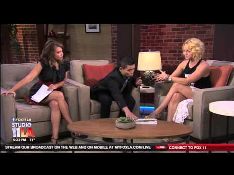 "Country Star Adley Stump on FOX Los Angeles ""Studio 11 LA"""