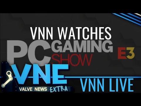 VNN's PC Gaming E3 Show