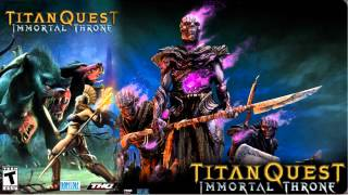 titan quest タイタンクエスト 泰坦之旅 PC 2007 - rock of mages [immortal throne] VGM