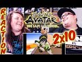 """Avatar: The Last Airbender 2x10 REACTION!! """"The Library"""""""
