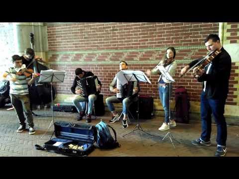 Classics - Street music in Amsterdam