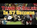 Town of Salem Summarized in 57 Seconds   Town of Salem Game Parody
