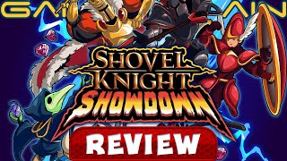 Shovel Knight Showdown - REVIEW (Video Game Video Review)