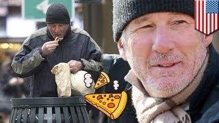 Richard Gere, napagkamalang tutoong homeless ng isang turista sa NYC!