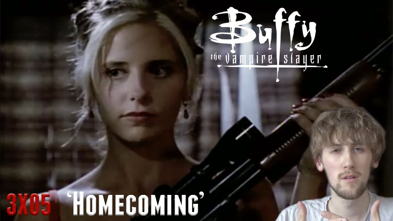 Download Buffy the Vampire Slayer Season 3 Episode 5 - 'Homecoming' Reaction