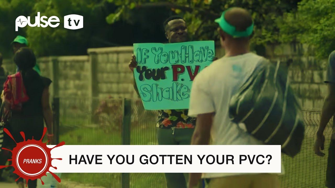 Download Have You Gotten Your PVC? | Pulse TV | Social Experiment