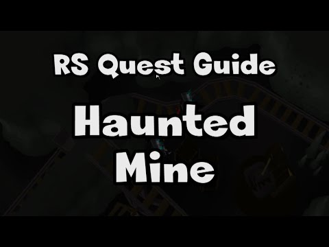 RS: Haunted Mine Guide - RuneScape