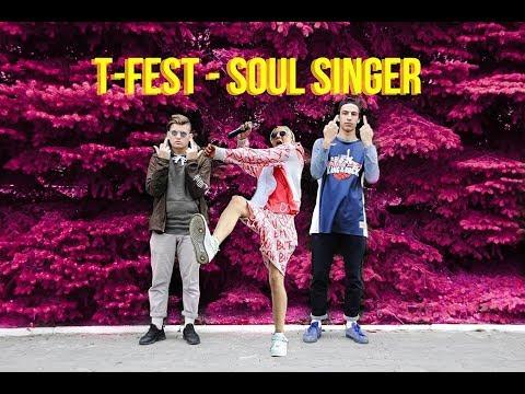 T-Fest - Soul singer | Freestyle by Bloom Inside